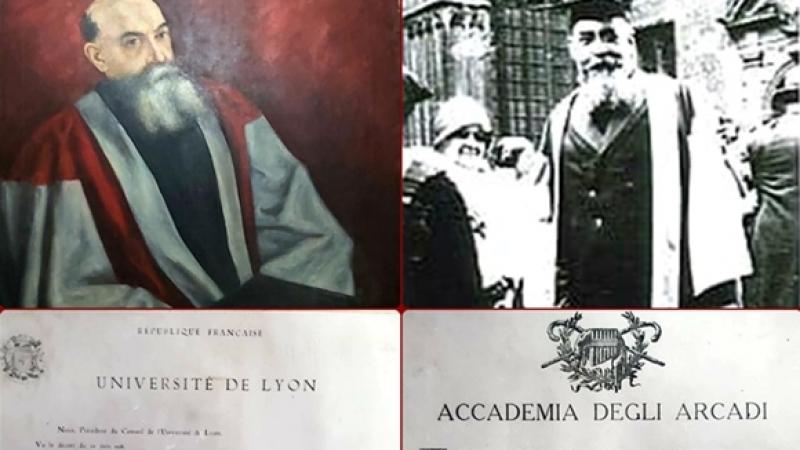 Marele om de cultura Nicolae Iorga, istoricul cu 8 titluri DOCTOR HONORIS CAUSA acordate de universitati celebre