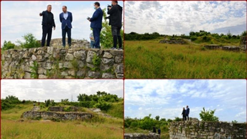 """Istoria """"sta la o poveste"""" cu noi: Cetatea Giurgiu, pusa in lumina prezentului printr-un proiect de anvergura"""