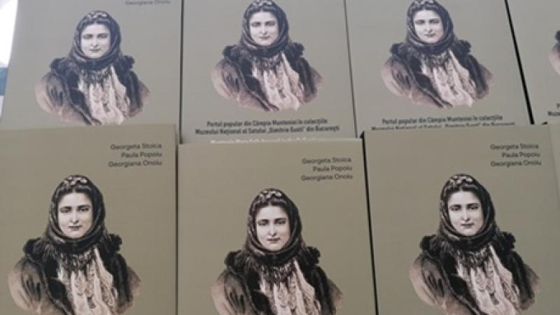 """Ceva ce tine de TEZAURUL NATIONAL: povestile a sute de obiecte de port din patrimoniul Muzeului National """"Dimitrie Gusti"""", """"tesute"""" intr-un volum lansat azi"""