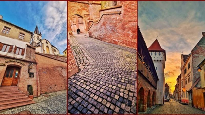 Poate... cel mai frumos oras din Romania, Sibiul, in Top 5 al celor mai bune destinatii turistice europene