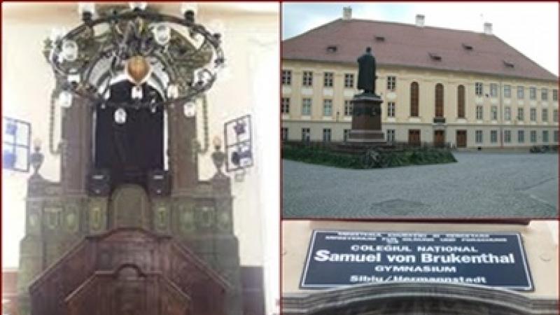 "Asa, ca la vreo... 640  de ani... si mai bine: Colegiul National ""Samuel von Brukenthal"""