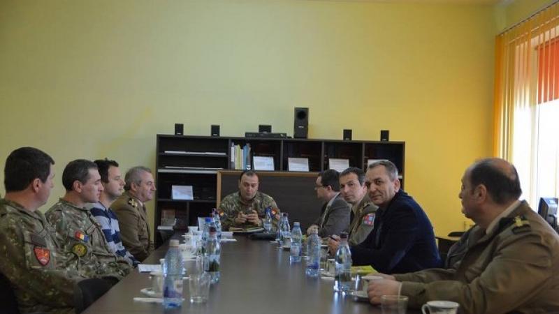 Despre valori specifice culturii manageriale în organizaţiile din domeniul securităţii şi apărării La Academia Forțelor Terestre  din Sibiu