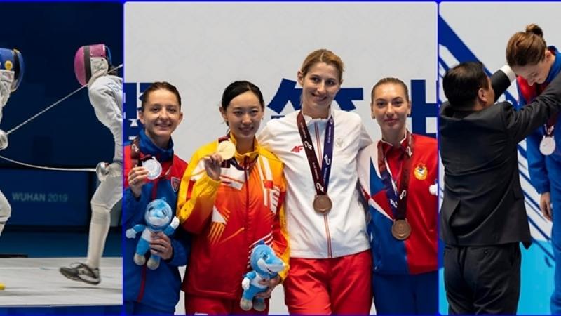 Veste uriasa din China! Prima medalie pentru Romania la Jocurile Mondiale Militare