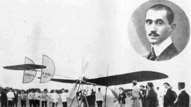 17 iunie 1910 – Primul zbor din istoria aviatiei romane