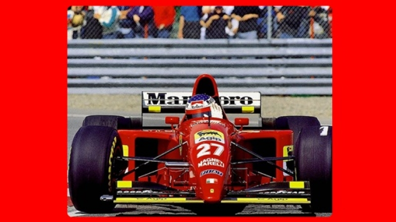 11 iunie 1995: Singura victorie a lui Jean Alesi în Formula 1;  ultimul Grand Prix castigat de un motor V12