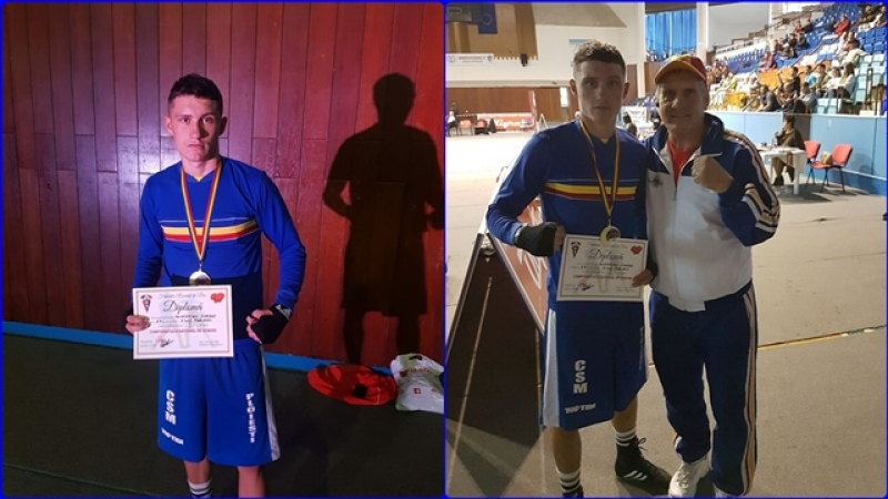 PLOIESTIUL ARE UN CAMPION NATIONAL LA BOX: GEORGE DUMITRESCU