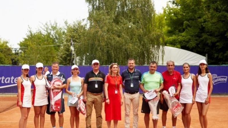Prima editie a BRD Business Open, simultan cu turneul WTA din capitala