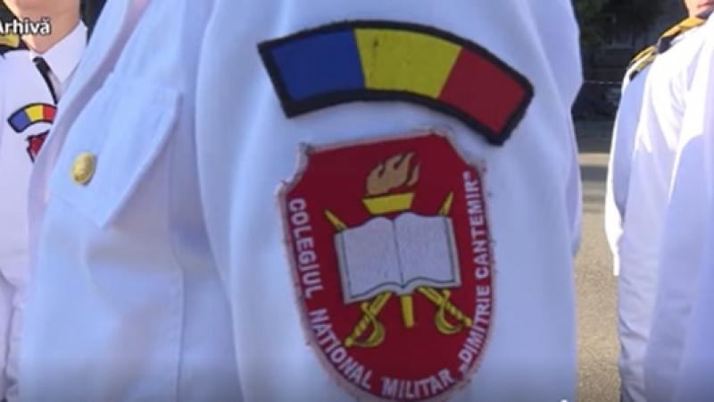 "Pleiada de rezultate demne de PODIUM la Colegiul National  Militar ""Dimitrie Cantemir"" din Breaza"