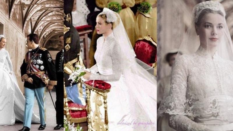 Cea mai frumoasa rochie de mireasa a tuturor timpurilor...