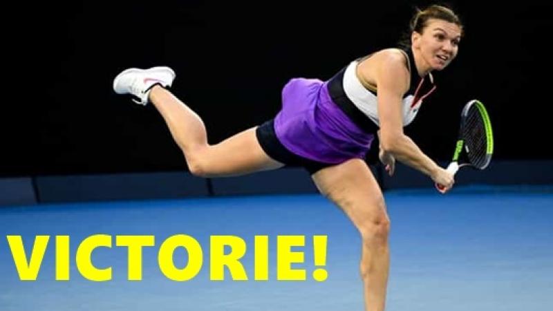Dupa minunata victorie de azi impotriva Igai Swiatek, Simona Halep s-a apropiat de infruntarea cu marea rivala Serena Williams