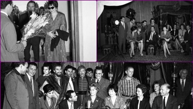 Momente istorice: Diamante de la Hollywood, in dialog cu marii actori si regizori romani