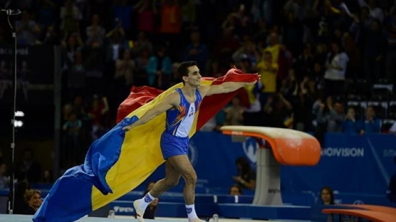 Marian Dragulescu, a 5-a oara la Jocurile Olimpice!