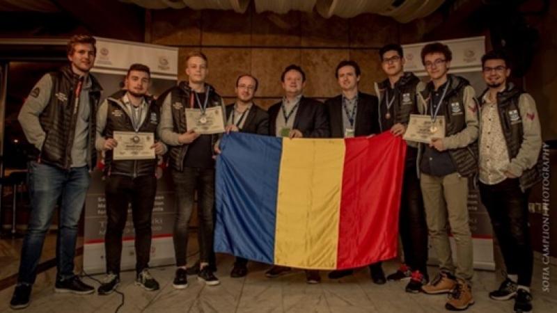 AUR pentru Romania la Matematica. De fapt, am... umplut podiumul la o Olimpiada studenteasca internationala