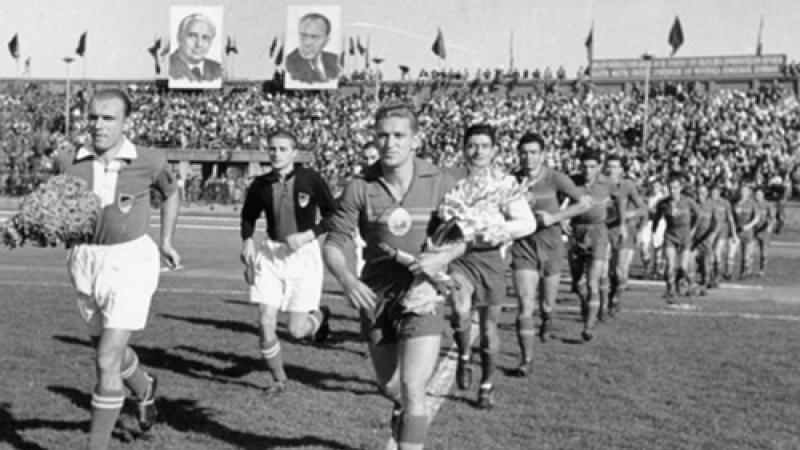 A FOST ODATA... Un meci de colectie: ROMANIA-RDG, scor 3-1