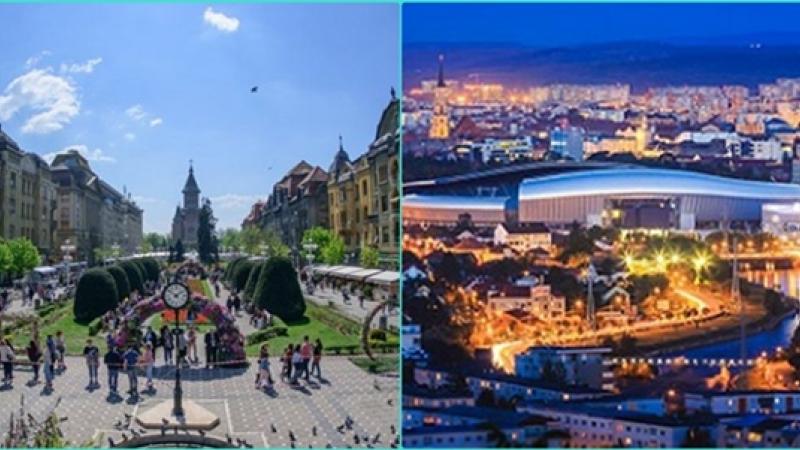 """O publicatie britanica da verdictul: Timisoara si Clujul, in top 20 """"cele mai sanatoase orase de locuit din lume. Devanseaza metropole din Europa!"""