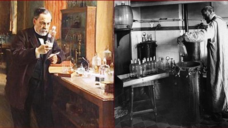 """27 decembrie 1822: Ziua de nastere a """"parintelui"""" microbiologiei și imunologiei, Louis Pasteur"""