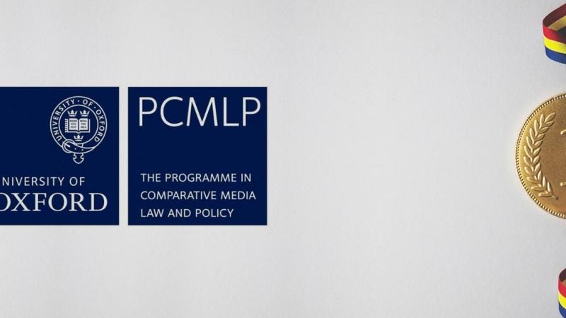 Echipa Facultatii de Drept a Universitatii din Bucuresti, cea mai inalta distinctie individuala la concursul Price Media Law Moot Court organizat de Universitatea din Oxford