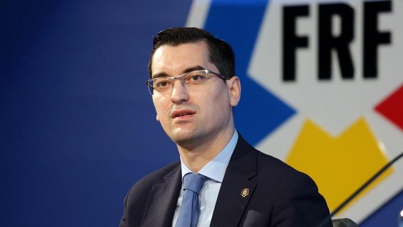 """Reusita: Razvan Burleanu, membru in Consiliul FIFA; """"O performanta pentru diplomatia sportiva a Romaniei!"""""""