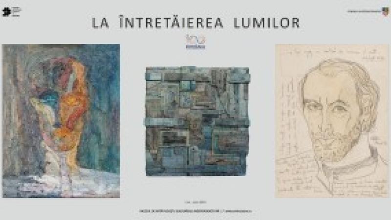 Vernisaj expozitie de pictura, desen, obiect si sculptura Stefan Ramniceanu, un ploiestean cu atelier la Paris