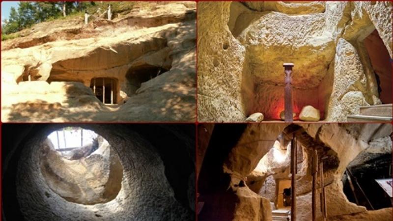 Templul Dacic al Ursitelor de la Sinca Veche- un loc uimitor care cucereste orice vizitator