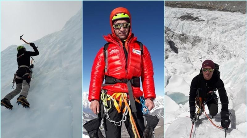 Teofil Vlad, un roman care ia Everestul in piept!