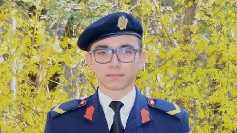 """Colegiul Militar """"Dimitre Cantemir""""-Breaza: Onorantă Distincţie la limba franceză pentru un elev"""