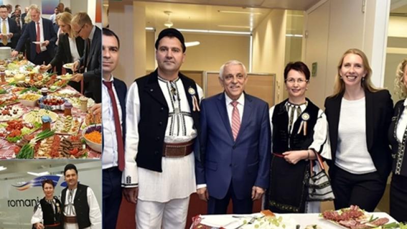 Gospodarii din SADU au cucerit invitatii la Comitetul Special Agricol de la Bruxelles