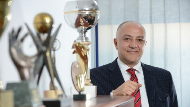 Nawaf Salameh, președintele Alexandrion Group, premiat la Total Business – Global Business Awards 2019