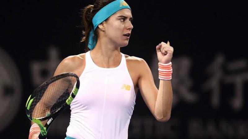 Sorana Carstea, victorie in fata Petrei Kvitova (nr. 8 mondial si dubla castigatoare de Grand Slam) la Australian Open