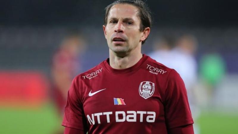 """Ciprian Deac, """"capitanul"""" campioanei CFR Cluj, a intrat in Clubul Leretter"""