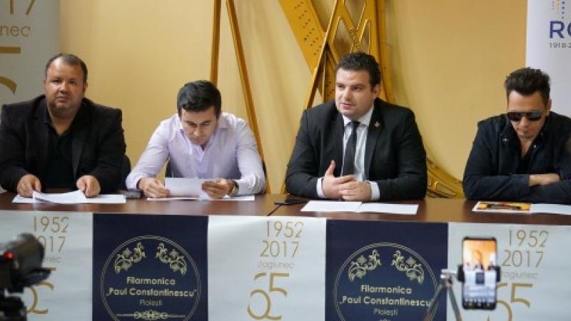 Concert unic in Romania, la Filarmonica Ploiesti