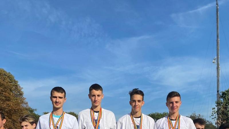 Atletii de la CSS Ploiesti, 5 titluri nationale la CN de Stafeta