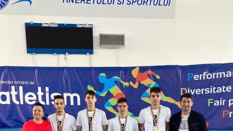 CSS Ploiesti - Campioana a Romaniei la U20!