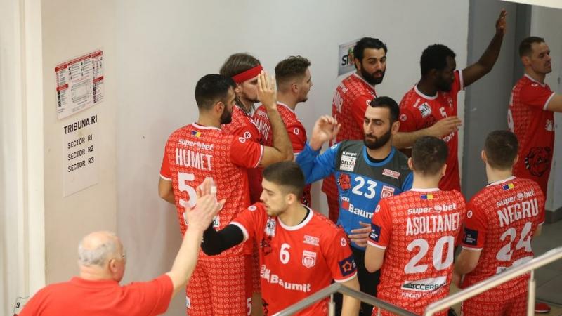 Dinamo Bucuresti, al doilea succes in EHF European League