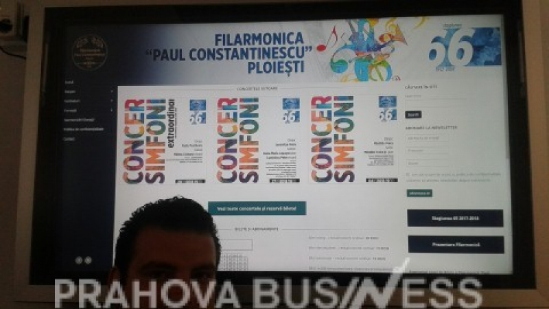 Filarmonica Ploiesti, in Top 10 la nivel european!