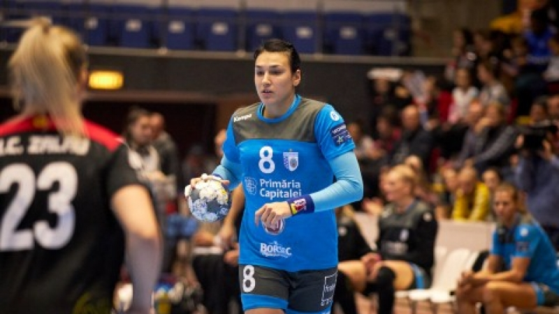 Cristina Neagu - inclusa in echipa ideala a Women's EHF Champions League 2019-2020