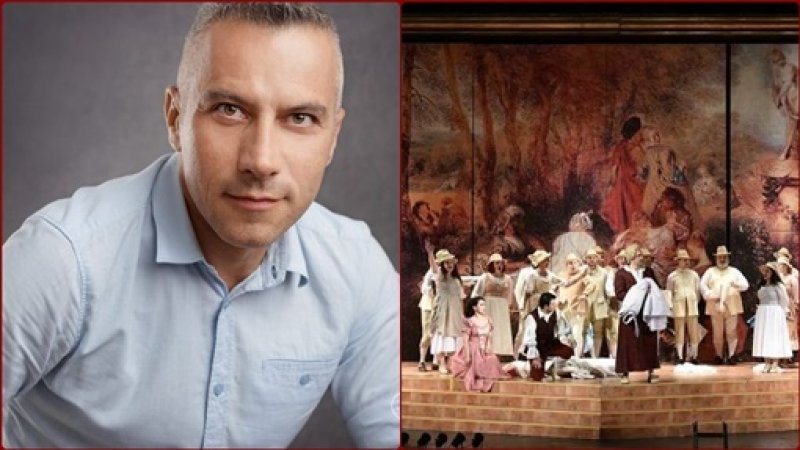Opera Nationala Bucuresti- azi, un secol de viata. Mesajul directorul artistic, maestrul Tiberiu Soare