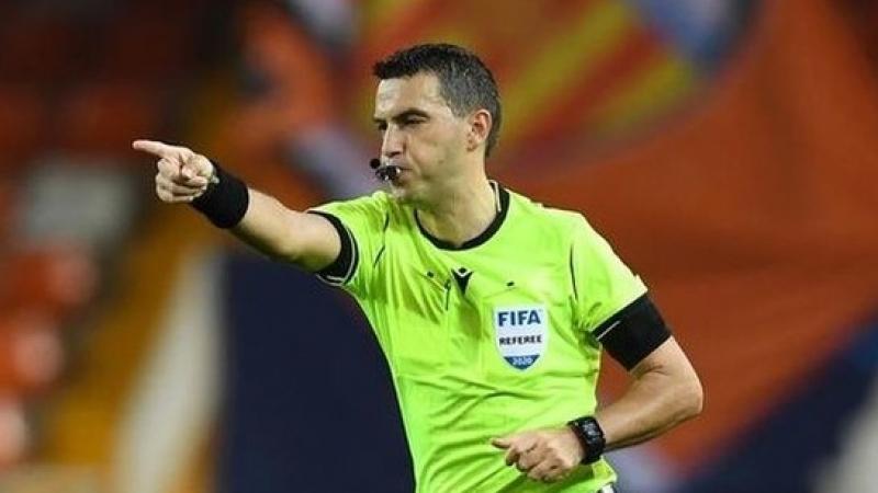 Ovidiu Hategan, primul meci din cariera in sferturile de finala ale UEFA Champions League