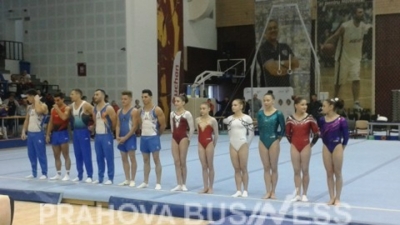 VIDEO: Premiere la CN de Gimnastica de la Ploiesti – 2018