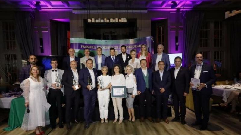 Cine sunt premiantii Galei Premiilor Brokerilor in Asigurari 2021