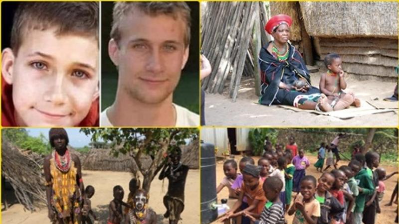 RYAN si APA pentru... JUMATATE DE MILION de africani