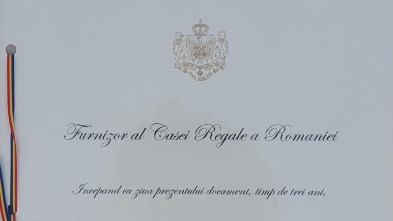 The Iconic Estate, parte a Alexandrion Group, Furnizor al Casei Regale a României