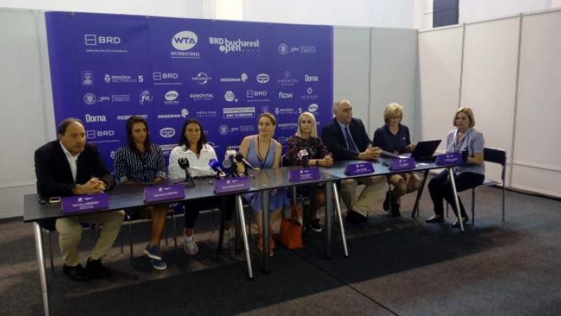 Cum arata tabloul turneului de tenis BRD Bucharest Open 2019