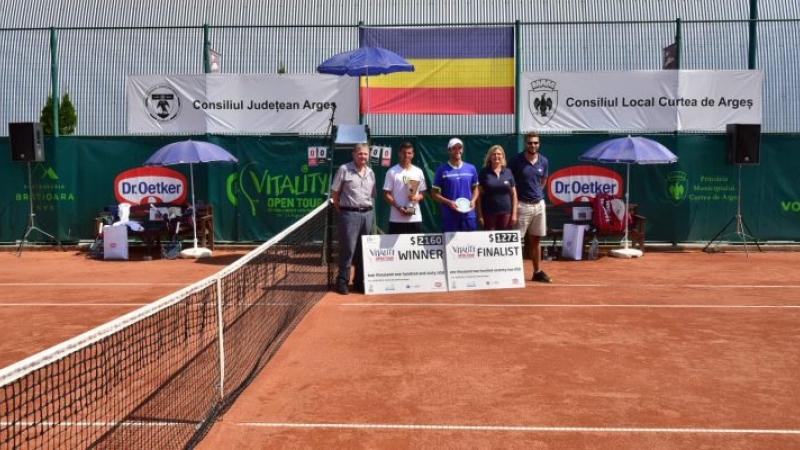 Jucători din 14 țări vor concura la cea de a VI-a ediție a Vitality Open Tour
